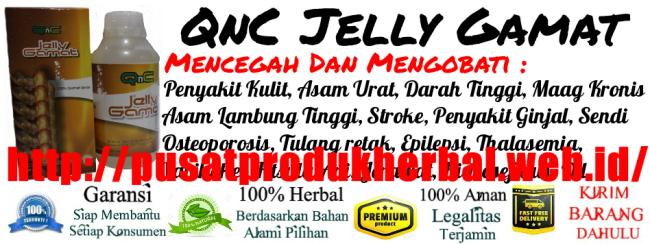 Cara Order Jelly Gamat QnC Asli